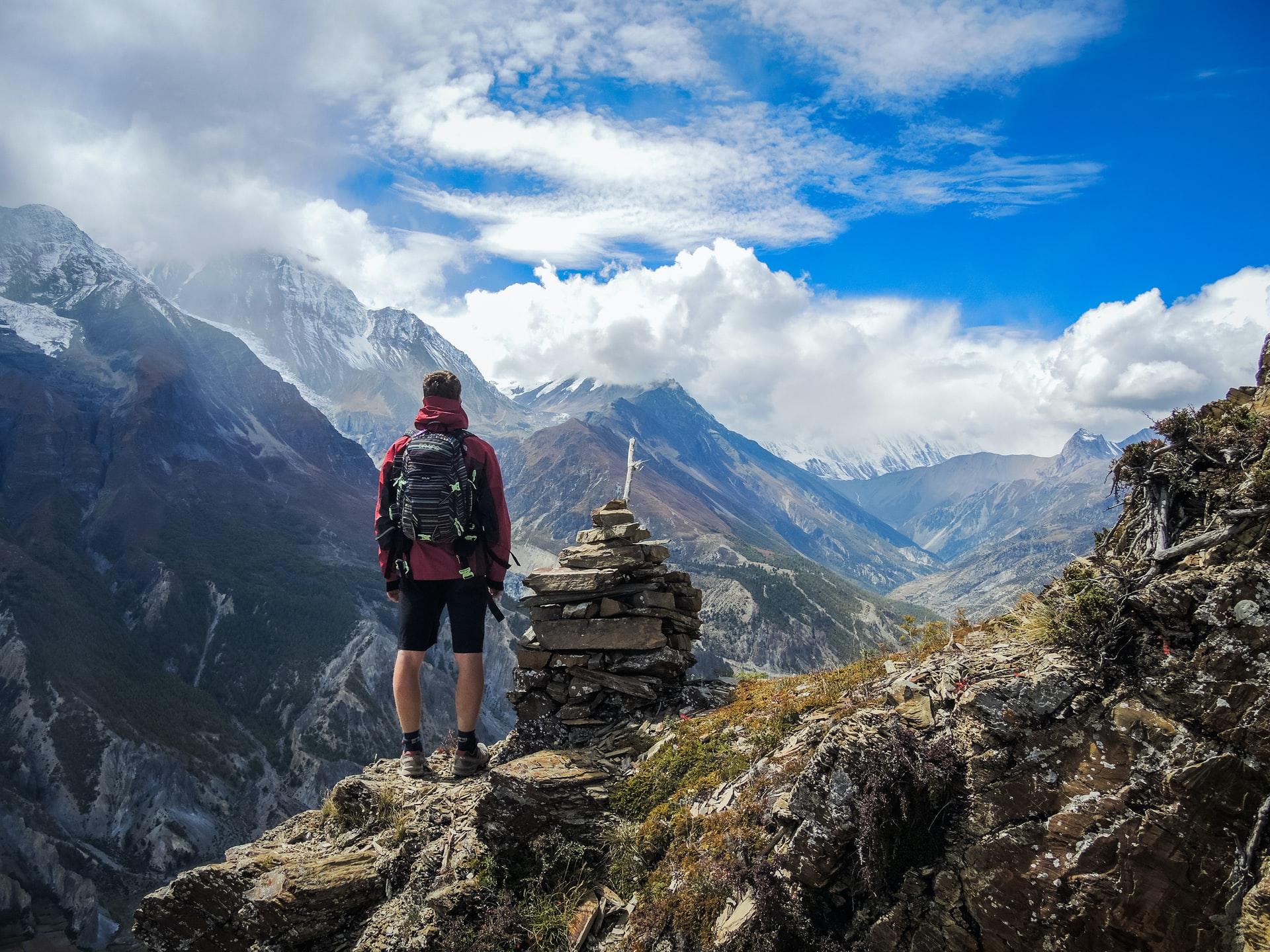planning outdoor adventure